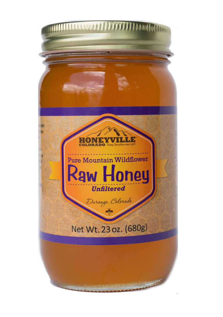Large Raw Honey