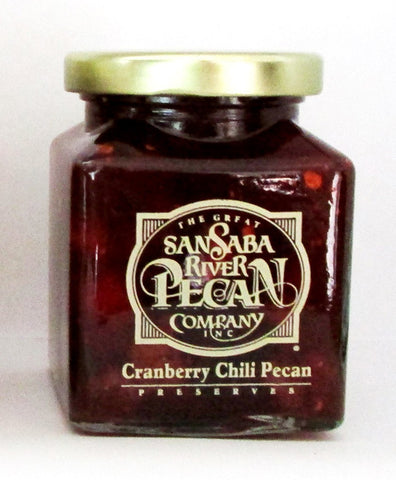 Cranberry Chili & Pecan Preserves