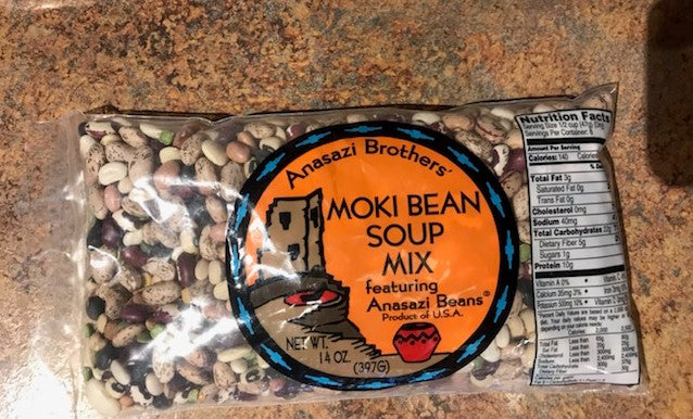 Moki Bean Soup Mix