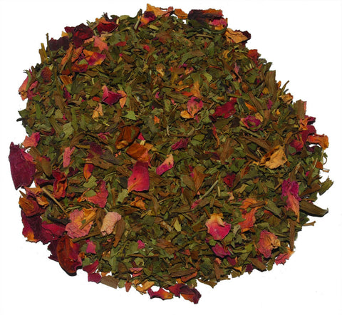 Rose Mint Tea