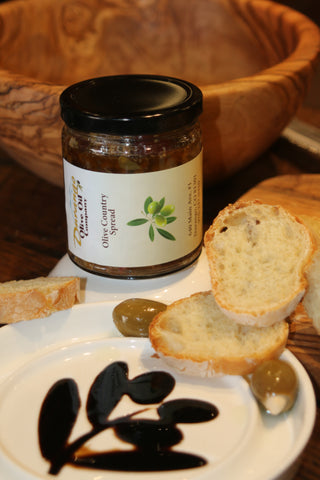 Olive Country Spread