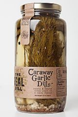 Caraway Garlic Dill Pickles