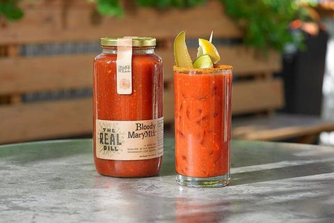 Real Dill Bloody Mary Mix