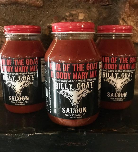 Hair of the Goat Bloody Mary Mix