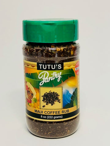 Maui Coffee Rub