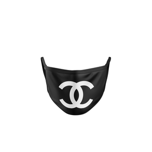 Chanel Inspired Custom face mask