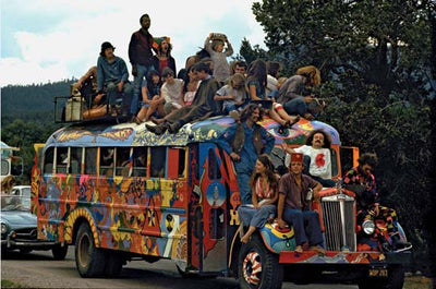 History of the Hippie Movement and Their Beliefs