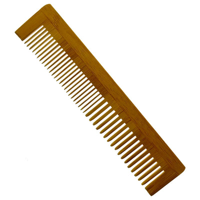 Massage bamboo comb hair wind brush - Hippie Cartel