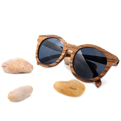 Woody sunglasses - Hippie Cartel