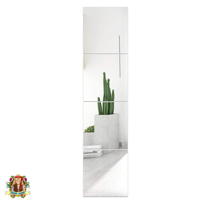 Frameless Mirror Tiles - Hippie Cartel