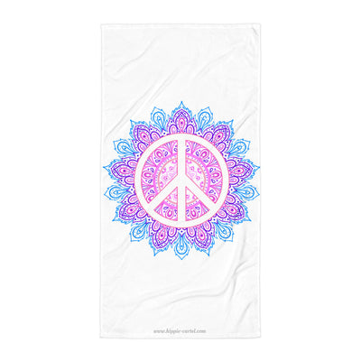 Mandala Towel - Hippie Cartel
