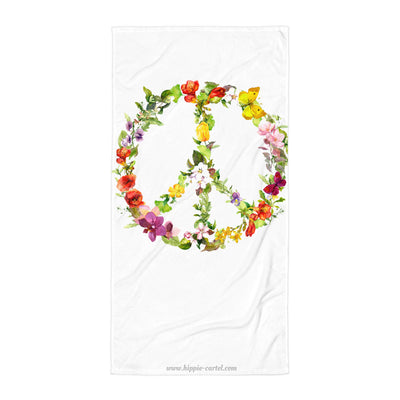 Peace Towel - Hippie Cartel