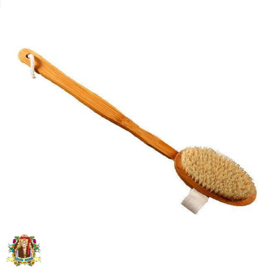 Removable Bath Brush - Hippie Cartel