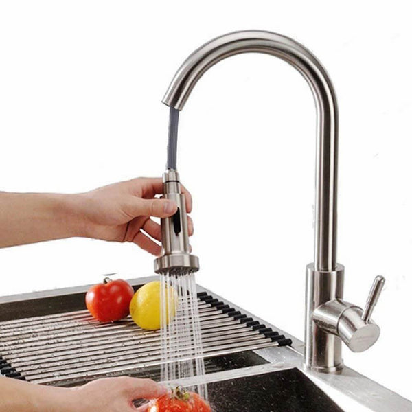 2 spray types kitchen tap