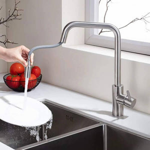 360 ° Removable Swivel Single Handheld Homelody Kitchen Sink Faucet - Homelody