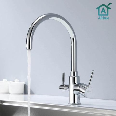 360 ° Rotating Copper Mixer Tap