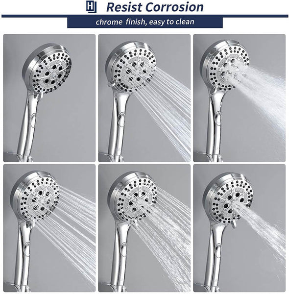 5 Setting Shower Head Handheld