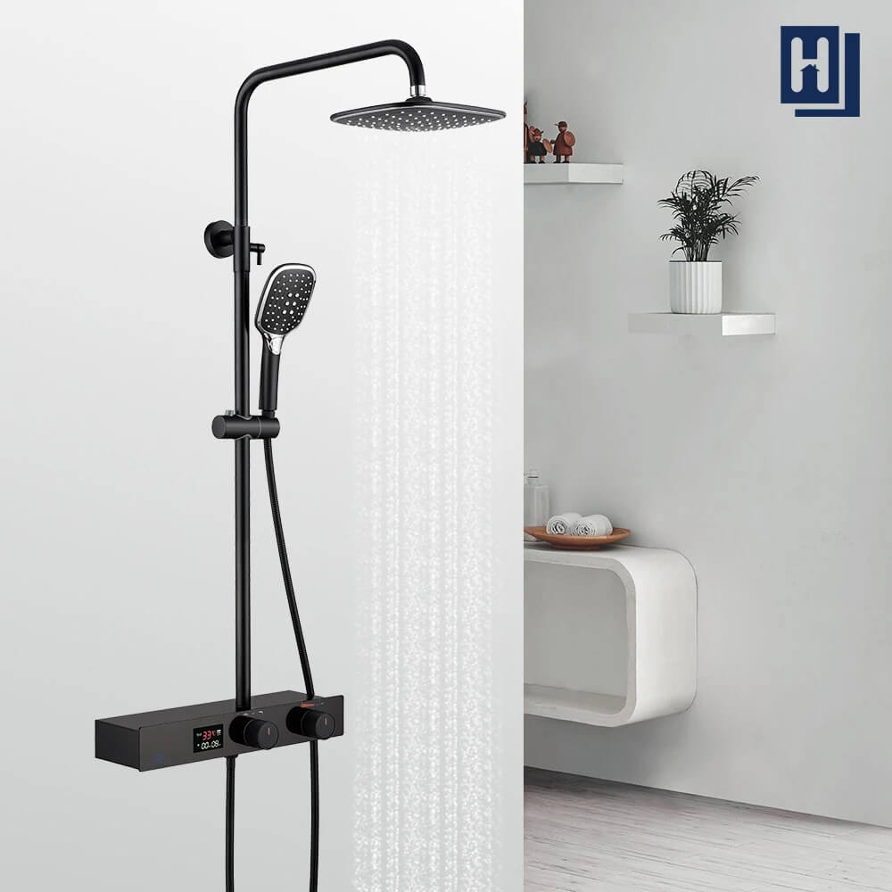 Black Shower Systems