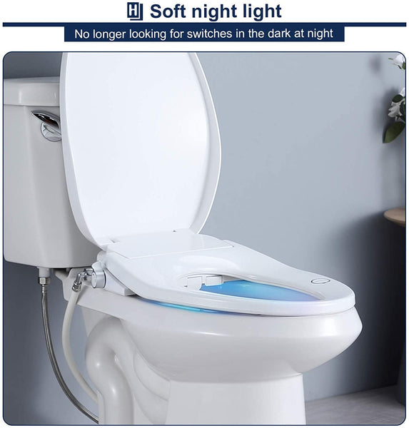 HOMELODY Smart Toilet Bidet Lid