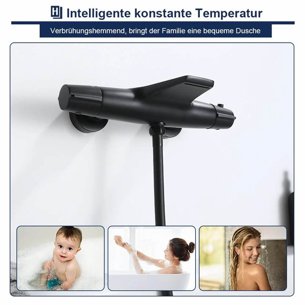 Thermostatic Shower Mixer Tap