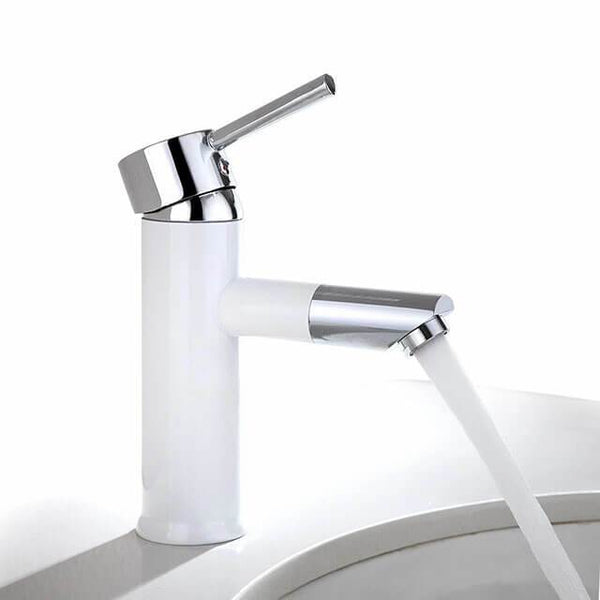 Homelody 360 ° Swivel Spout Single Lever Basin Faucet - Homelody