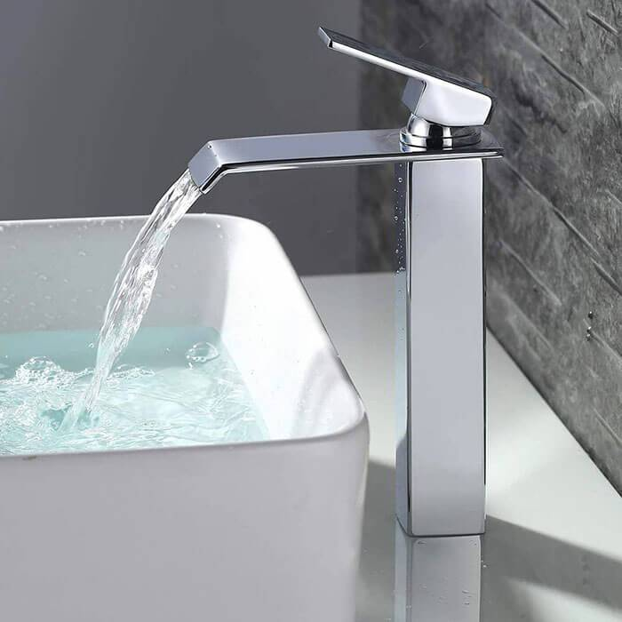 Homelody Cold and Hot Water Bathroom Basin Sink Faucet - Homelody