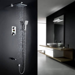 Homelody Flush Mounted Shower System for sale - Homelody