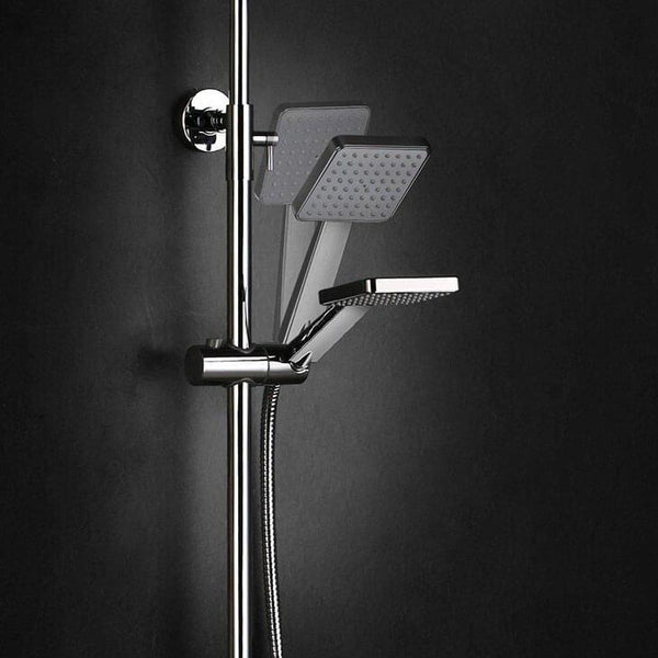 Homelody Silver-plated 38ºC Built-in thermostat Shower column - Homelody
