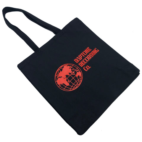 Daptone Records Black Tote Bag
