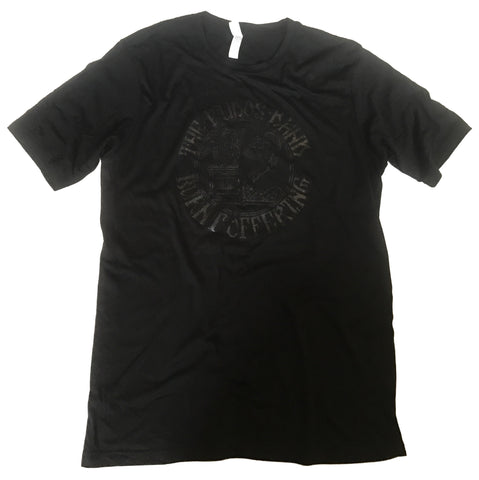 Budos Band Burnt Offering Black Logo T-shirt - daptonerecords - 1