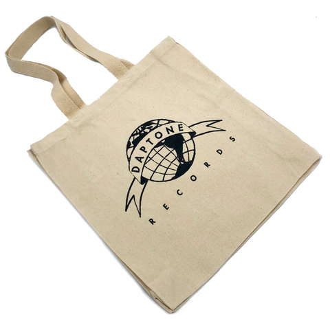 Daptone Records Canvas Tote Bag
