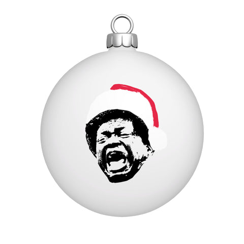 Charles Bradley Tree Ornament