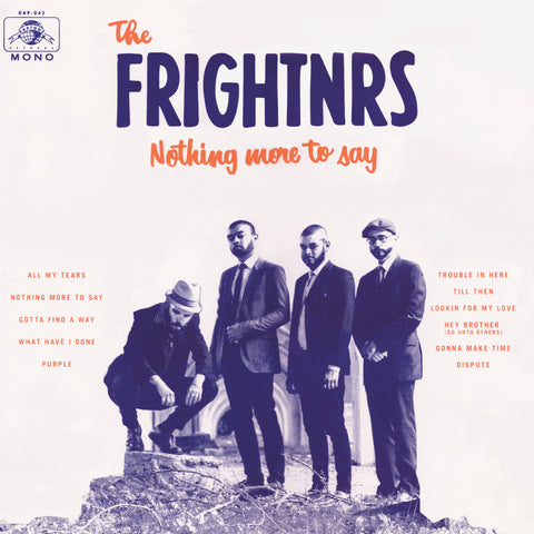 The Frightnrs - Nothing More To Say - daptonerecords - 1