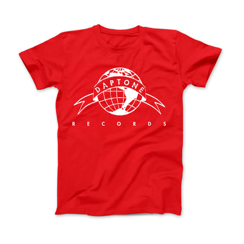 Kid's Daptone Logo Tee (Red)