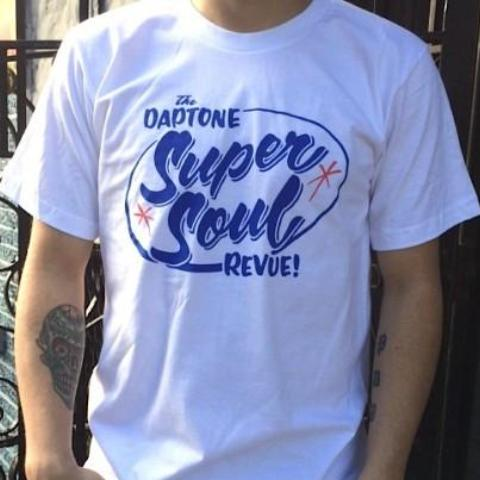 Daptone Super Soul Revue at the Apollo Theater T-shirt - daptonerecords - 1