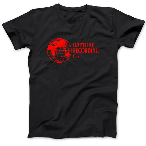 Daptone Red Globe Logo T-shirt