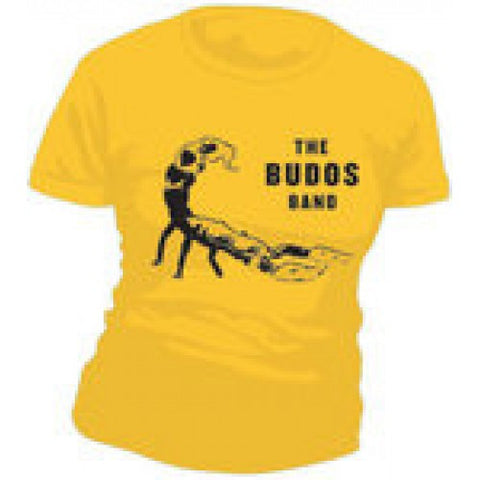 Women's Gold Budos Band II T-Shirt - On Sale - daptonerecords