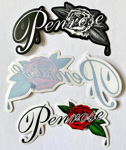 Penrose Records Stickers