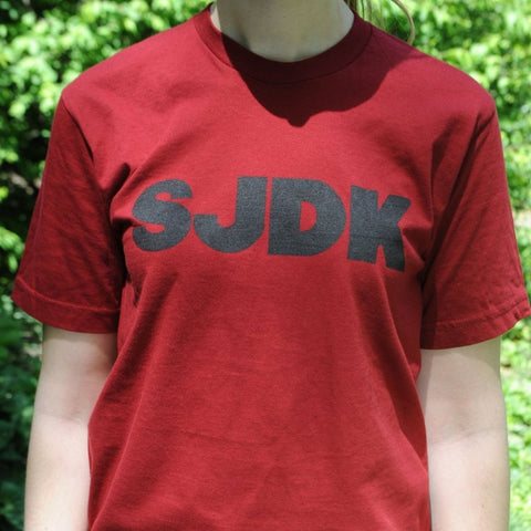 Sharon Jones & the Dap-Kings Red Block Logo T-shirt