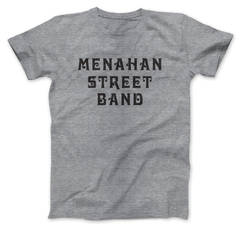 Menahan Street Band T-shirt (Black Logo) - daptonerecords