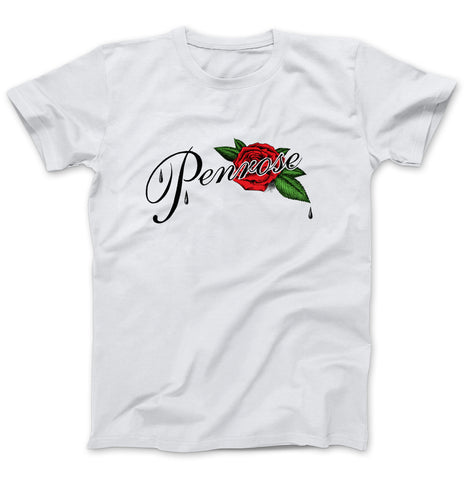 PRE-ORDER: Penrose Records White T-shirt