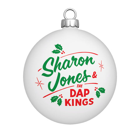 Sharon Jones & the Dap-Kings Tree Ornament