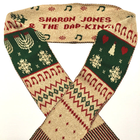 Sharon Jones & the Dap-Kings Knit Hat & Scarf - daptonerecords - 2