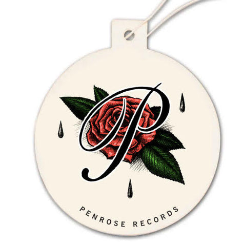 Penrose Records Car Air Freshener