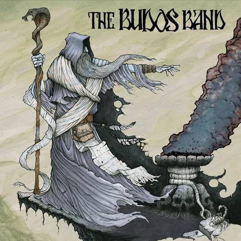 The Budos Band - Burnt Offering - daptonerecords