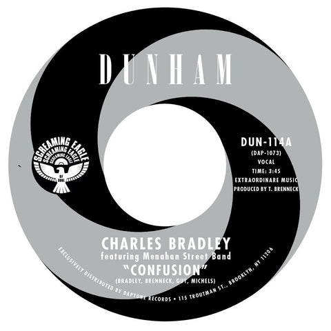 "Charles Bradley - ""Confusion / Where Do We Go From Here"""