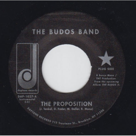 "The Budos Band - ""The Proposition / Ghost Walk"""