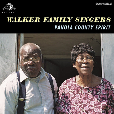 Walker Family Singers - Panola County Spirit - daptonerecords