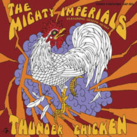 The Mighty Imperials - Thunder Chicken - daptonerecords