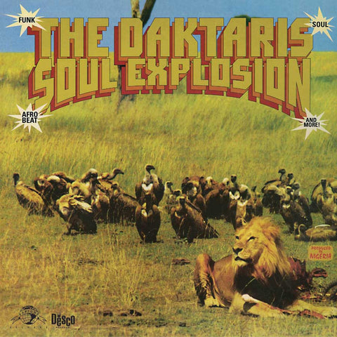The Daktaris - Soul Explosion - daptonerecords